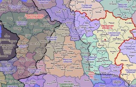 Когда Смоленщина была частью Беларуси