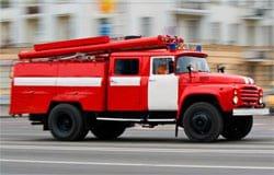 18 мая в Вязьме произошло два пожара