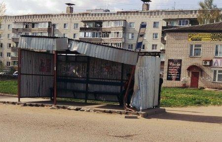 Городская разруха в Вязьме больше не вызывает удивления