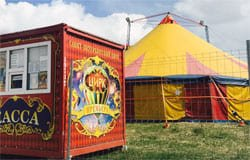 С 6 июня в Вязьме гастроли Санкт-Петербургского цирка-шапито Премьера