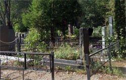 На Фроловском кладбище орудуют закладчики
