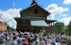 18 июня в Тёмкино пройдёт День памяти схимонахини Макарии