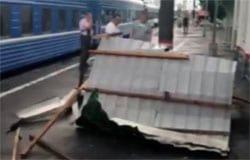 По Вязьме пронёсся ураган