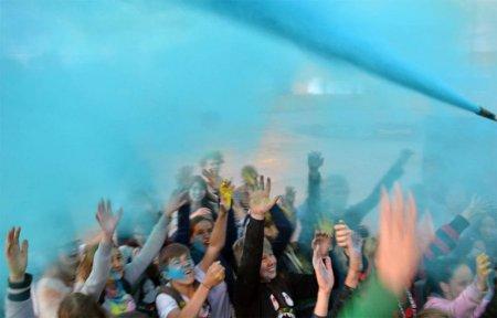 16 июня в Вязьме состоится пятый фестиваль красок Пионер