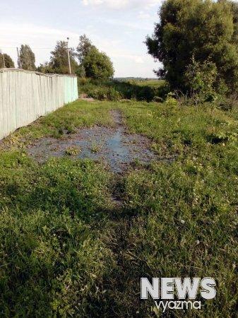 ООО «Вода Смоленска» перекрыла городскую канализацию