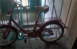 Полиция Вязьмы раскрыла кражу детского велосипеда
