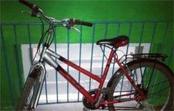 Вяземские сыщики раскрыли кражу велосипеда у пенсионерки