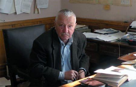Умер основатель музея-заповедника Хмелита В. Е. Кулаков