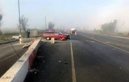 На 187-м км автодороги «Москва - Минск» произошло ДТП. Есть пострадавшие