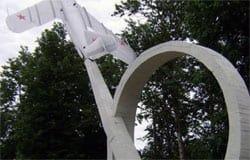 12 октября торжественное открытие сквера Савицкой