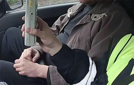 На Спортивной сотрудники ДПС задержали пьяного водителя
