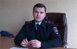 Арестован замначальника полиции Беляев Михаил Михайлович