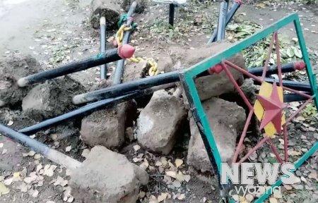 На Фроловском кладбище вандалы разгромили могилу погибшего в Чечне бойца