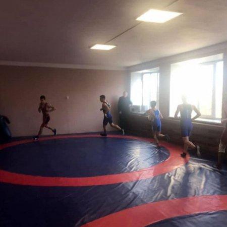В седьмой школе появилось помещение для занятий спортом