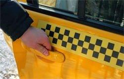В Вязьме пассажир обчистил таксиста