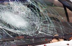 Милые бранятся, а пострадал автомобиль