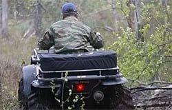 В Темкинском районе задержали браконьера из Вязьмы