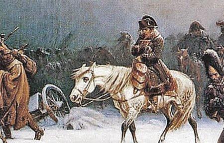 Наполеоновские места в Вяземском районе