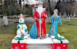 Администрация Вязьмы украсит город к Новому году