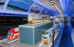 В Вязьму приедет поезд-музей