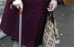В Вязьме ограбили восьмидесятилетнюю пенсионерку