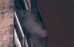 21 декабря в Устинкином переулке горела квартира