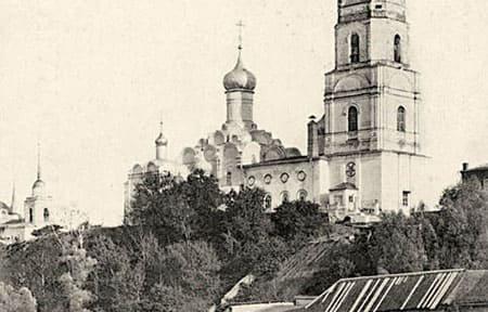 Краеведы разыскивают пропавшую икону Аркадия Вяземского и Новоторжского