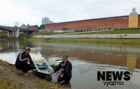 Река Днепр: от истока до границы с Республикой Беларусь