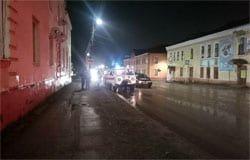 На улице Смоленской сбили сразу двух пешеходов