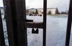 По требованию полиции, по выходным территория 9-й школы будет закрыта