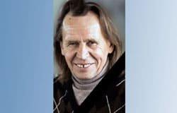 Умер бывший вокалист группы Кривичи Александр Сверчков