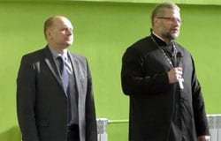 В Вязьме прошел православный турнир по рукопашному бою