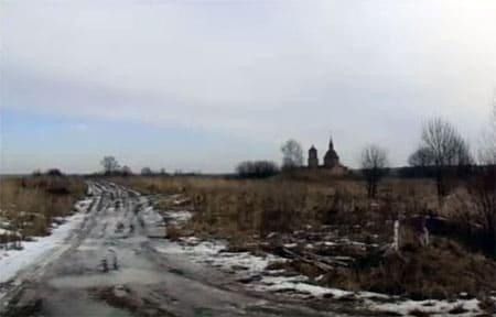Восточные окрестности Вязьмы, прогулка Андрея Никулина