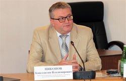 20 марта встреча с заместителем губернатора Никоновым К. В.