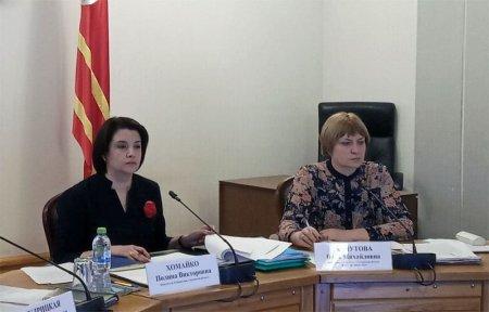 Полина Хомайко станет курировать сферу здравоохранения