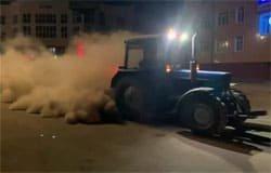 Пыль в глаза: как убирают улицы Вязьмы