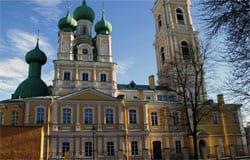 Электрик из Вязьмы расписал петербуржский храм