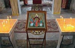 В храме Петра и Павла украли икону и 2000 рублей