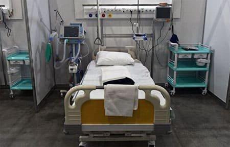 От коронавируса в Вязьме умерла фельдшер