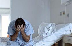 Конфликт в Вяземском тубдиспансере закончился тяжкими телесными повреждениями