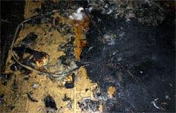 На Кронштадтской горела квартира, пенсионера спасли соседи