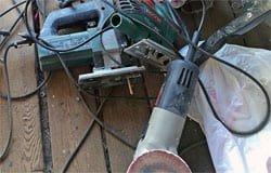 В Вяземском районе полиция раскрыла кражу электротехники