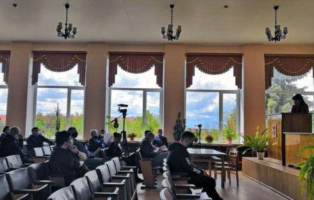 Инна Демидова отчиталась о работе администрации за 2019 год