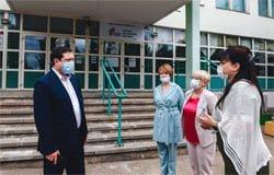 Центр «Точка роста» появится в Вязьма-Брянской средней школе