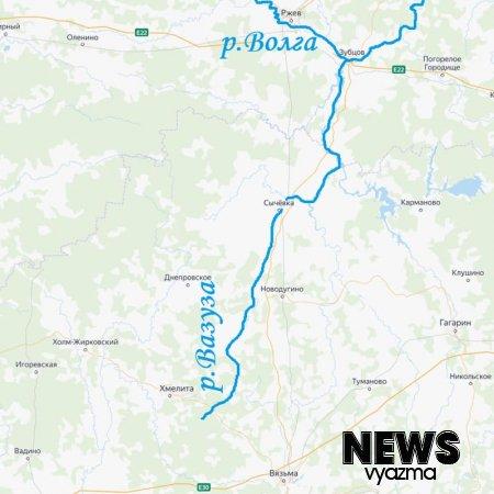 Река Вазуза: фильм Евгения Баранова