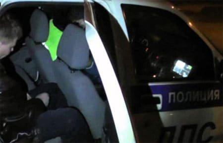 В Вязьме полиция снова задержала пьяного водителя