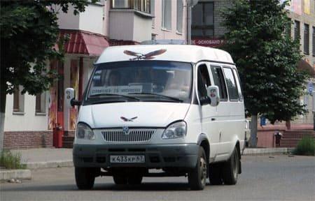 В Вязьме водитель маршрутки отказался везти инвалида