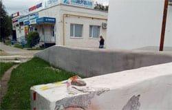Реконструкция сквера Папанова идет по намеченному плану