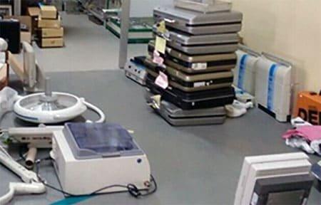 Житель Вязьмы украл медицинское оборудование на сумму более 300 т. руб