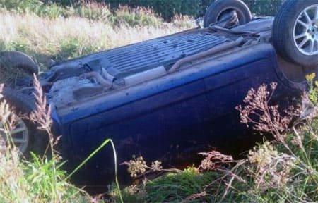 В ДТП на Вязьма-Брянской пострадало двое человек